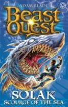 Beast Quest: Solak Scourge of the Sea