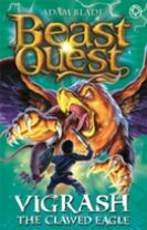 Beast Quest: Vigrash the Clawed Eagle