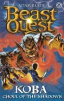 Beast Quest: Koba, Ghoul of the Shadows