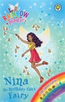 Rainbow Magic: Nina the Birthday Cake Fairy