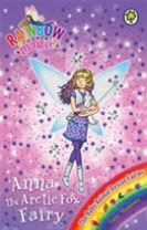 Rainbow Magic: Anna the Arctic Fox Fairy