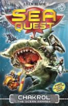 Sea Quest: Chakrol the Ocean Hammer