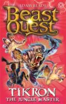 Beast Quest: Tikron the Jungle Master
