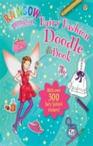 Rainbow Magic: Fairy Fashion Doodle Book