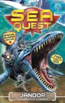 Sea Quest: Jandor the Arctic Lizard