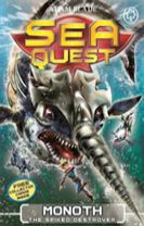 Sea Quest: Monoth the Spiked Destroyer