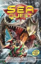 Sea Quest: Gulak the Gulper Eel