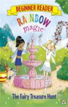 Rainbow Magic Beginner Reader: The Fairy Treasure Hunt