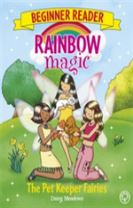Rainbow Magic Beginner Reader: The Pet Keeper Fairies