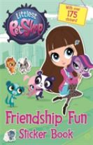 Littlest Pet Shop: Friendship Fun Sticker Book
