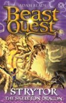 Beast Quest: Strytor the Skeleton Dragon