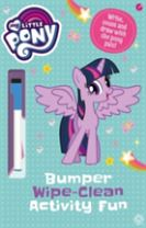 My Little Pony: Bumper Wipe-Clean Activity Fun