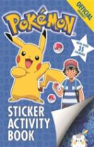 The Official Pokemon Sticker Activity Book