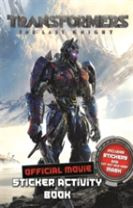 Transformers: Transformers The Last Knight Movie Sticker Activity Book