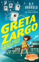 Greta Zargo and the Death Robots from Outer Space