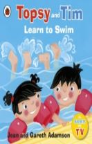 Topsy and Tim: Learn to Swim