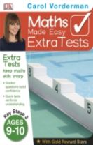 Maths Made Easy Extra Tests Age 9-10