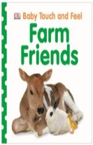 Baby Touch and Feel Farm Friends