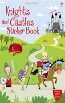 Knights and Castles Sticker Book