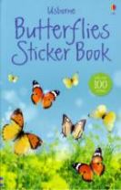 Butterflies Sticker Book