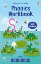 Phonics Workbook 1 Very First Reading