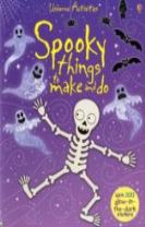 Spooky Things to Make and Do with glow in the dark stickers