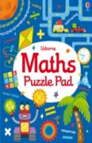 Maths Puzzles Pad
