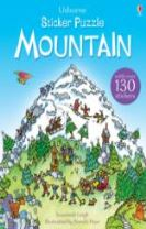 Sticker Puzzle Mountain