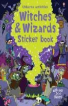 Witches and Wizards Sticker Book