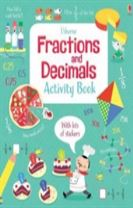 Fractions and Decimals Activity Book
