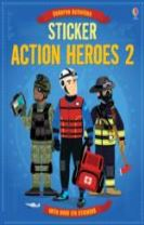 Sticker Dressing Action Heroes 2