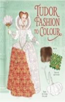 Tudor Fashion to Colour