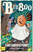 B is for Boo