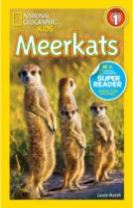 National Geographic Kids Readers: Meerkats