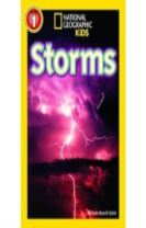 National Geographic Kids Readers: Storms