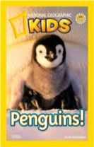 National Geographic Kids Readers: Penguins