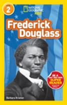 National Geographic Kids Readers: Frederick Douglass