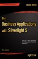 Pro Business Applications with Silverlight 5
