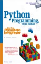 Python Programming for the Absolute Beginner, Third Edition