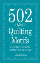 502 New Quilting Motifs