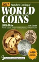 2017 Standard Catalog of World Coins, 2001-Date