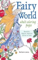 Fairy World Coloring Pages