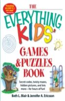 The Everything Kids' Games & Puzzles Book
