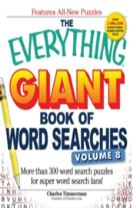 The Everything Giant Book of Word Searches, Volume 8