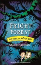 Elf Girl and Raven Boy: Fright Forest