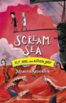Elf Girl and Raven Boy: Scream Sea