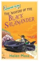 Adventure Island: The Mystery of the Black Salamander
