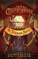 Curiosity House: The Screaming Statue (Book Two)