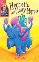 64 Zoo Lane: Henrietta The Hairy Hippo