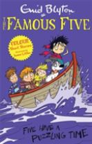 Famous Five Colour Short Stories: Five Have a Puzzling Time